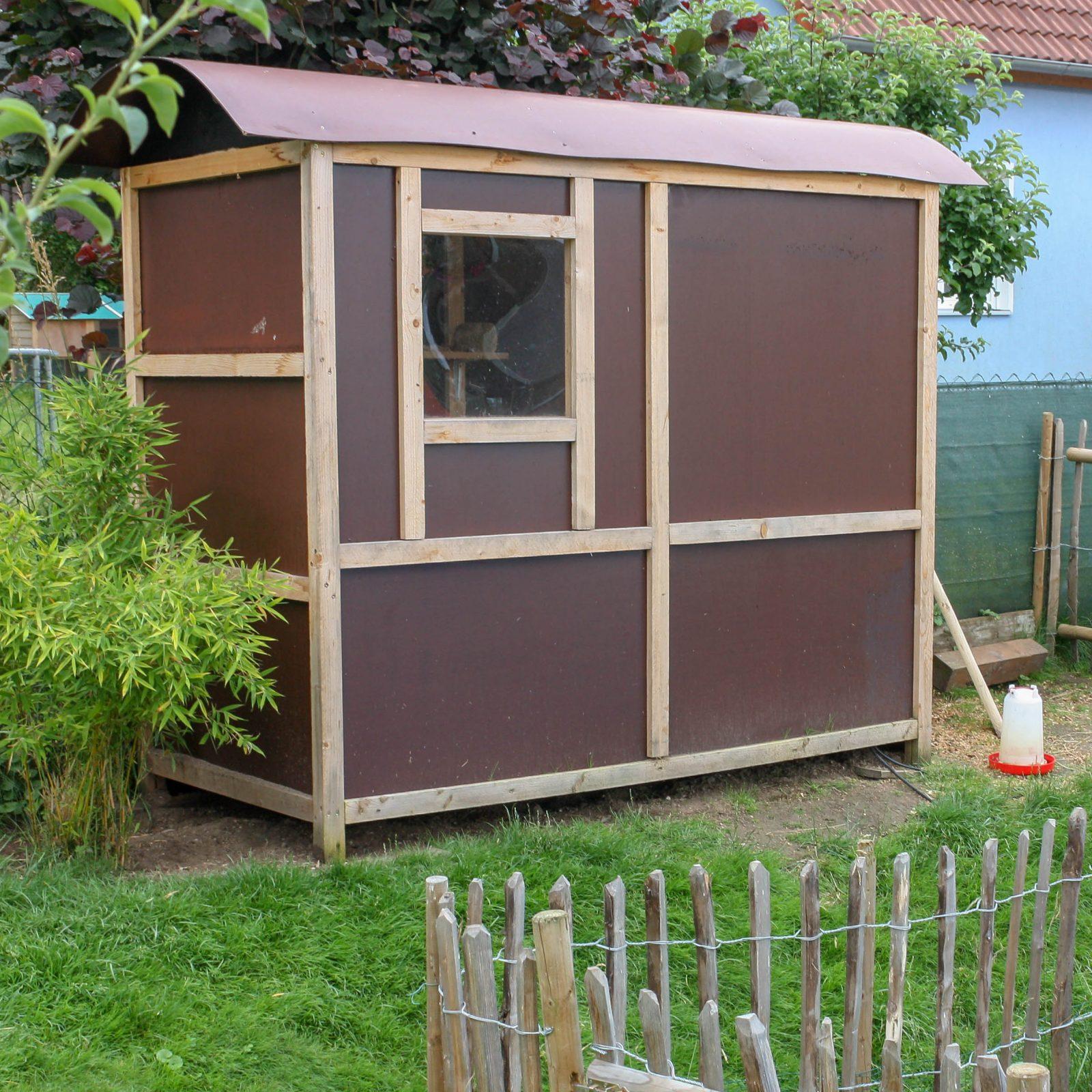 welches fundament f r das gartenhaus native plants gartenblog. Black Bedroom Furniture Sets. Home Design Ideas