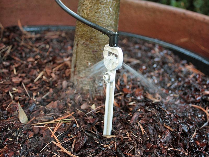 Sprühstange Gartenbewässerung - Kübelpflanzenbewässerung