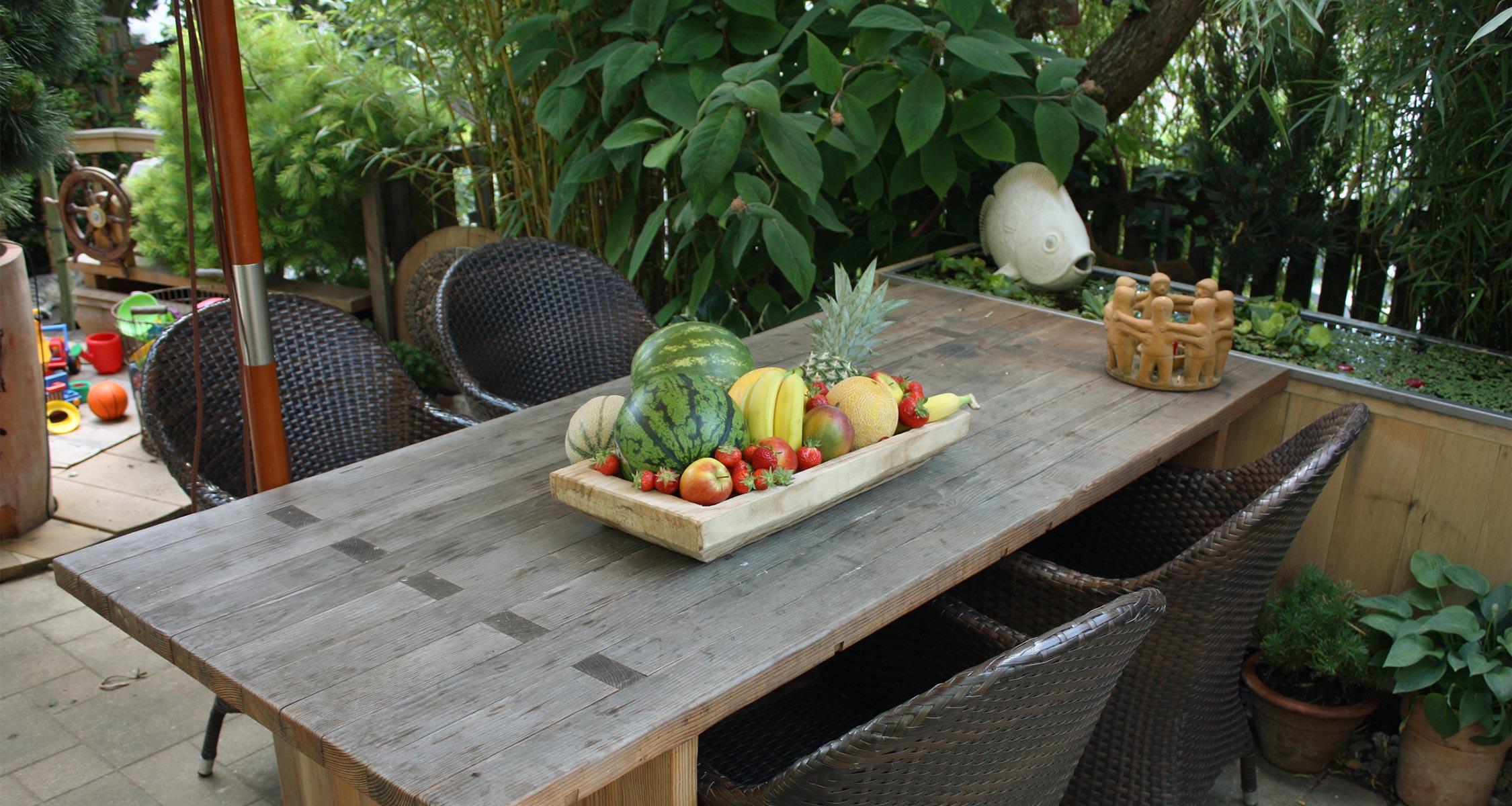 Gartenmöbel winterfest machen: Das müssen Sie wissen