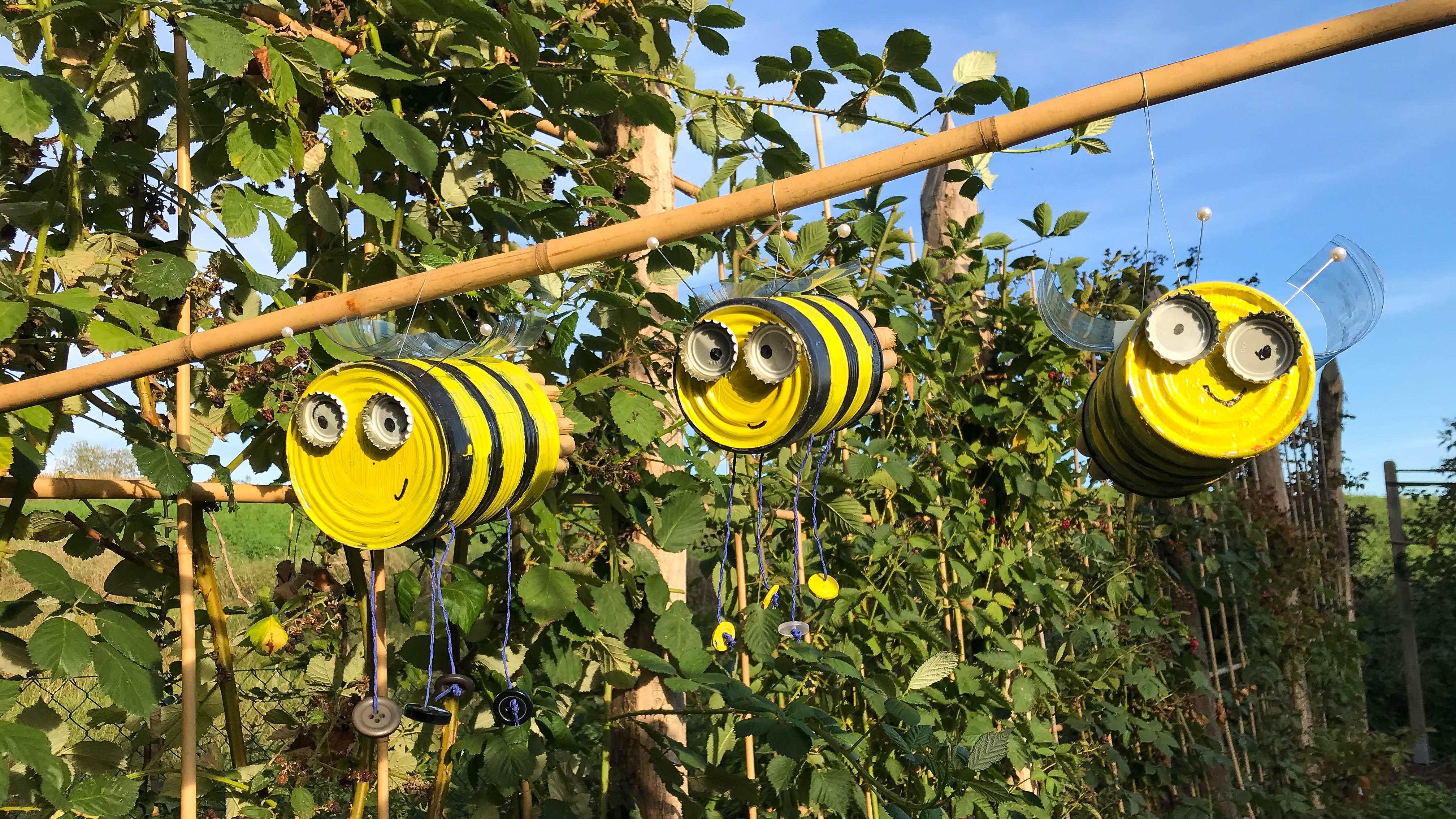 Bienenhotel selber bauen: Schritt-für-Schritt-Anleitung