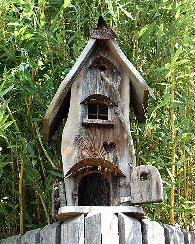 Vogelhaus für den Garten