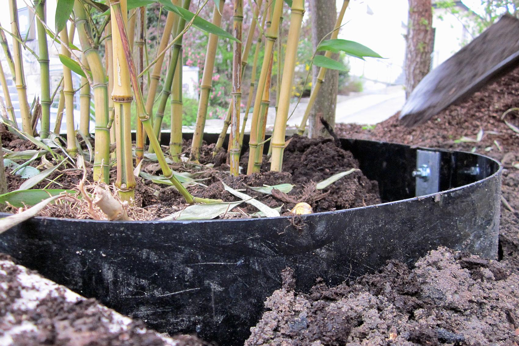 gartentipp rhizomsperre und wurzelsperre native plants. Black Bedroom Furniture Sets. Home Design Ideas