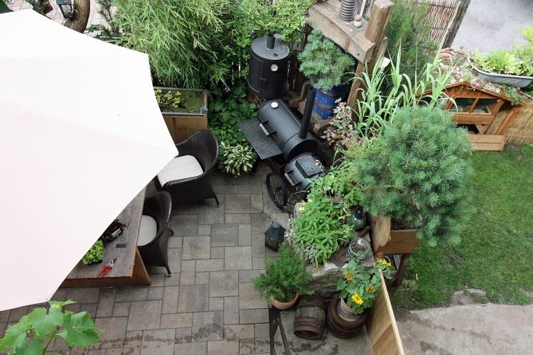 Pflanzen für kleine Gärten