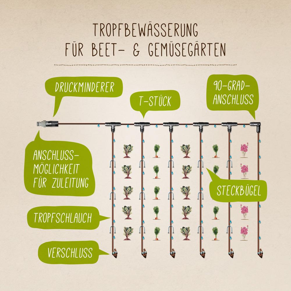 Gartenbewässerung Leicht Gemacht | Native Plants Tipps Gartenbewasserung Gartengestaltung