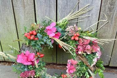 Pflanzen für floristische Arrangements