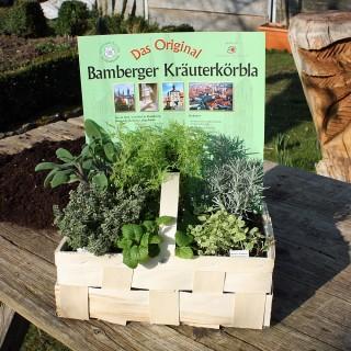 Bamberger Kräuterkörbchen